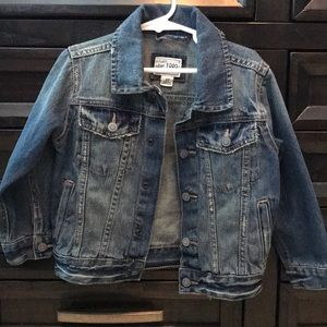 Boys Blue Jean Jacket